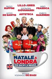 Natale a Londra - Dio salvi la Regina Poster