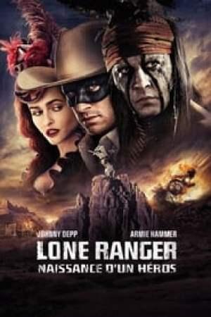Lone Ranger : Naissance d'un Héros streaming vf
