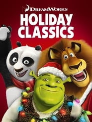 DreamWorks Holiday Classics (Merry Madagascar / Shrek the Halls / Gift of the Night Fury / Kung Fu Panda Holiday) (2012)