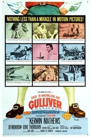 Image for movie The 3 Worlds of Gulliver (1960)