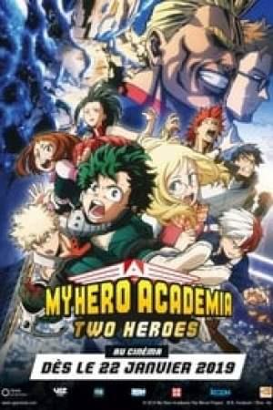 My Hero Academia : Two Heroes streaming vf