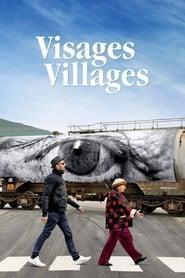 Visages, villages Poster