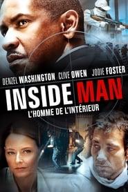 Inside Man - L'homme de l'intérieur streaming vf