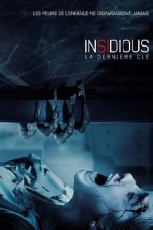 Insidious : La dernière clé streaming vf