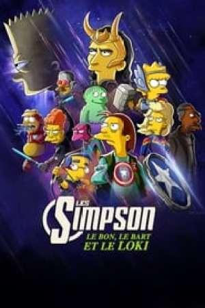 Les Simpson: Le Bon, le Bart et le Loki streaming vf