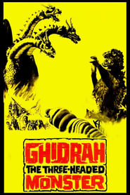 image for Ghidorah, the Three-Headed Monster (1964)
