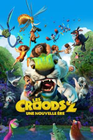 Les Croods 2 : Une Nouvelle Ère streaming vf