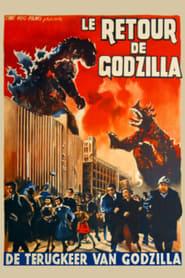 Le retour de Godzilla streaming vf