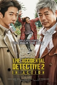 image for The Accidental Detective 2: In Action (2018)