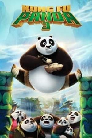 Kung Fu Panda 3 Full online