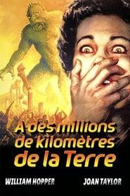 À des millions de kilomètres de la Terre Poster