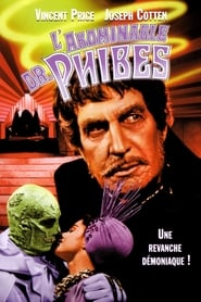 L'Abominable docteur Phibes streaming vf