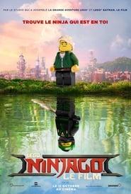 LEGO Ninjago: Le film Poster