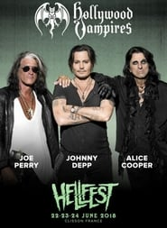image for movie Hollywood Vampires Live at Hellfest 2018 (2018)