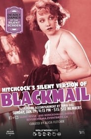 Blackmail (Silent Version) Full online