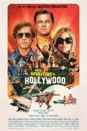 Once Upon a Time… in Hollywood streaming vf