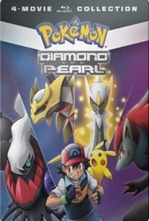 Pokémon: Giratina e o Cavaleiro do Céu Dublado Online