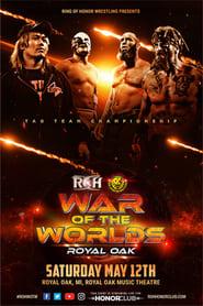 ROH/NJPW War of the Worlds Tour - Royal Oak, MI (2018)