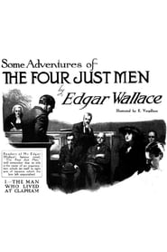 The Four Just Men (1921)