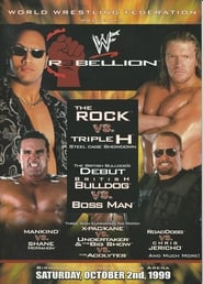image for movie WWE Rebellion 1999 (1999)