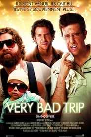 Very bad trip Poster
