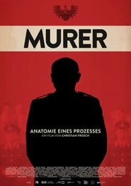 Murer - Anatomy of a Trial Poster