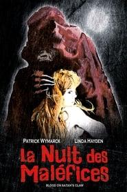 La nuit des maléfices Poster