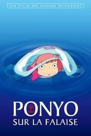 Ponyo sur la falaise streaming vf
