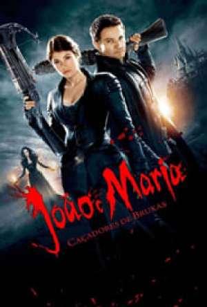 João e Maria – Caçadores de Bruxas Dublado Online