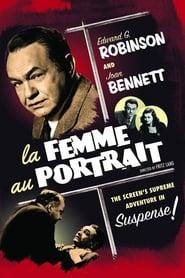 La femme au portrait Poster