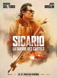 Sicario : La Guerre des Cartels Poster