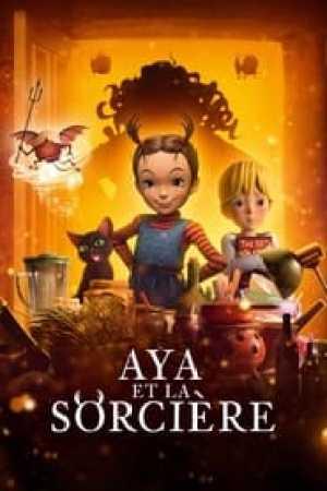 Aya et la sorcière streaming vf