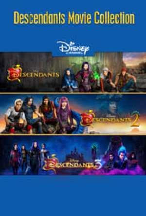 Descendentes Disney Dublado Online