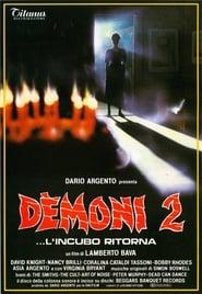 Démons 2 Poster