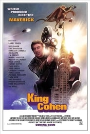 image for King Cohen: The Wild World of Filmmaker Larry Cohen (2017)