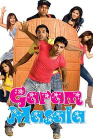 Garam Masala 2005 Hindi Movie HS WebRip 300mb 480p 1GB 720p 2GB 1080p