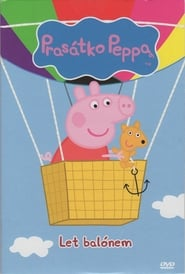 Prasátko Peppa - Let balónem Full online