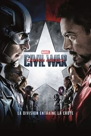 Captain America : Civil War streaming vf