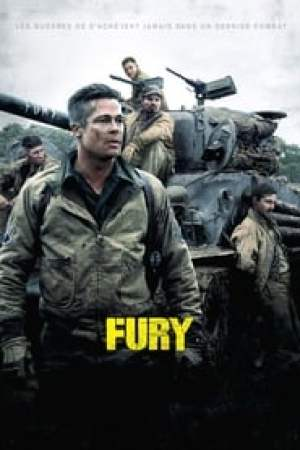Fury streaming vf