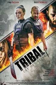 Tribal Get Out Alive (2020) 'Full Movie' Zara Phythian