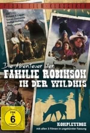 As Aventuras da Família Robinson Dublado Online