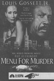 Ray Alexander: A Menu for Murder (1995)