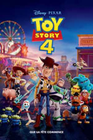 Toy Story 4 streaming vf