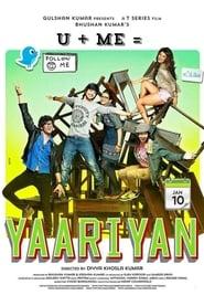 Yaariyan 2014 Hindi Movie BluRay 400mb 480p 1.2GB 720p 4GB 11GB 14GB 1080p