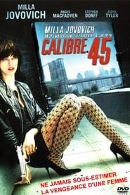 Calibre 45 Poster
