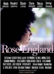 Rose England Poster