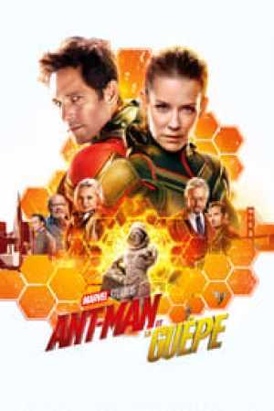 Ant-Man et la guêpe streaming vf