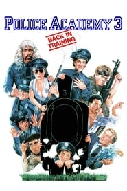 Police Academy 3: Back in Training (1986)