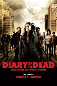 Diary of the Dead : Chroniques des morts-vivants Poster