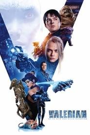 Valérian et la Cité des mille planètes Poster